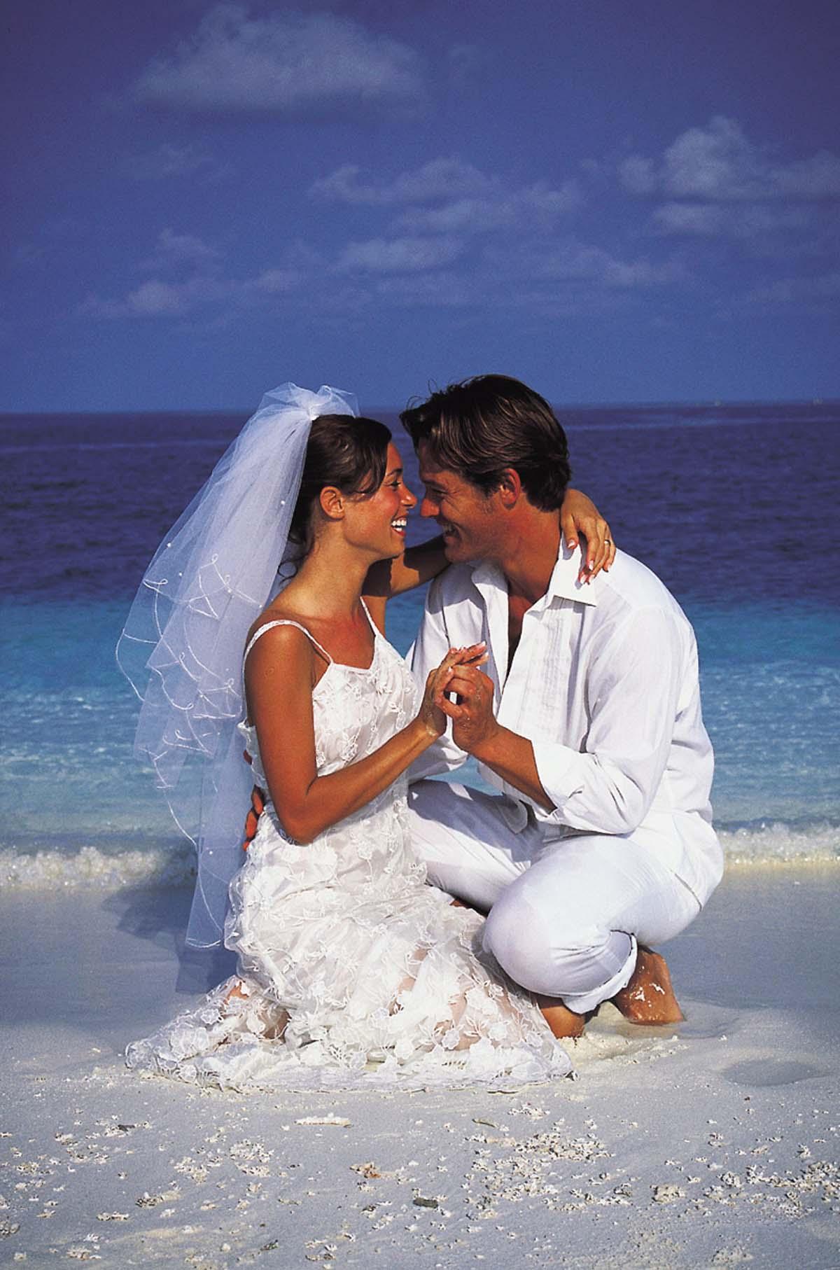 Самая счастливая свадьба фото